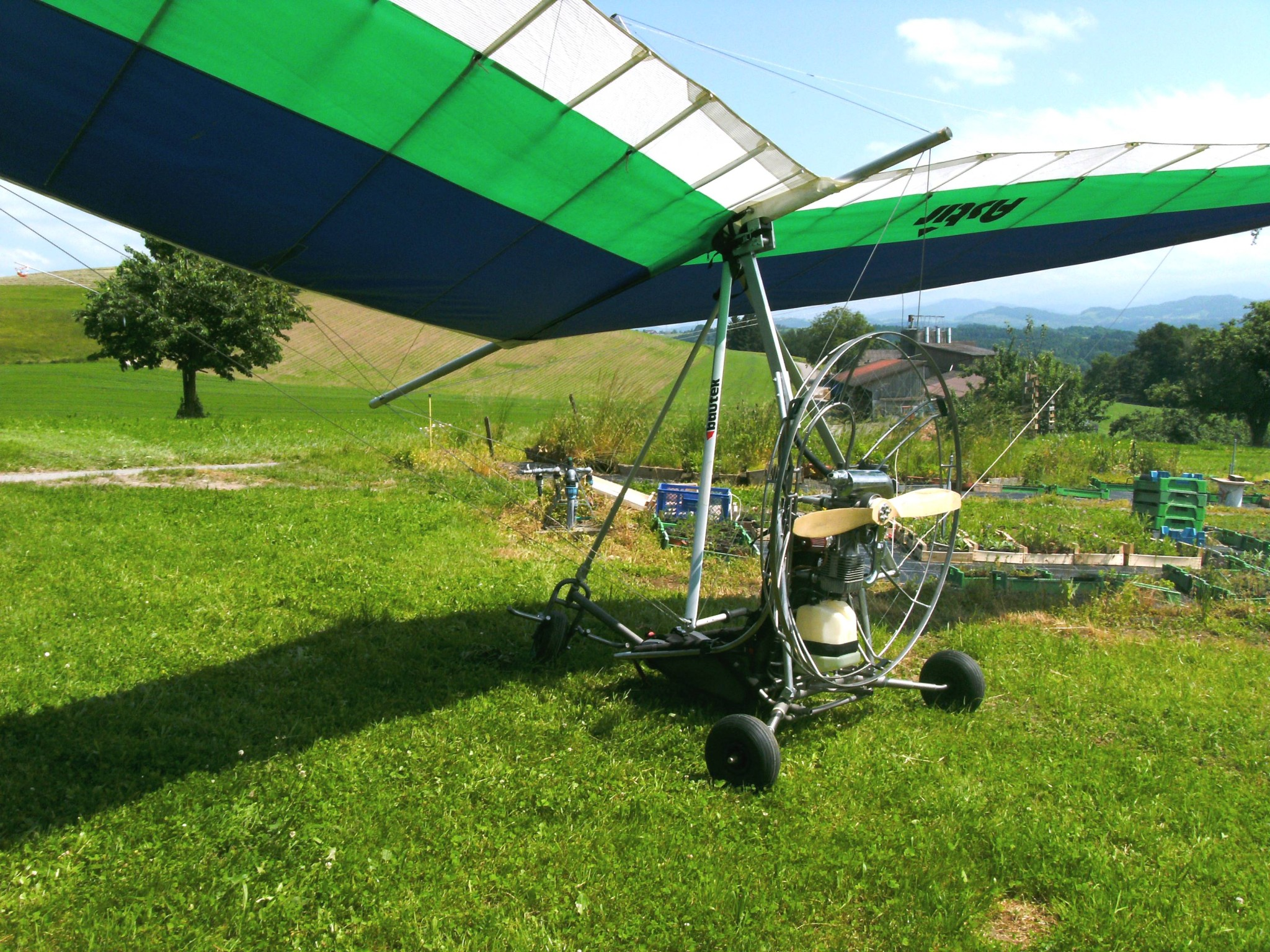 Hang Glider Trike ST-Freestyle - Skyjam Aircraft