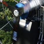 st-elektro electric paramotor