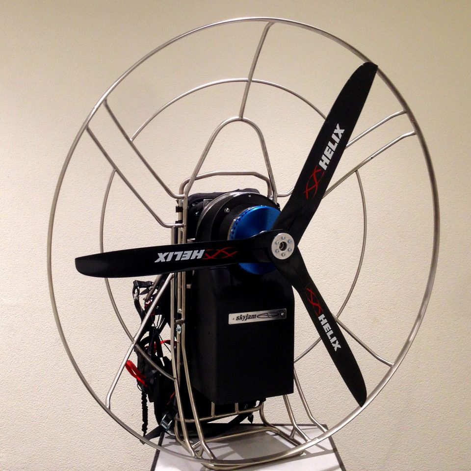 Electric Paramotor St Electro
